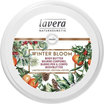 Body Butter - Winter Bloom limited edition with mandarin