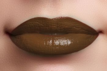 Henna Lips - Semi Permanent Lipstick & Lip Liner CHOC BROWN