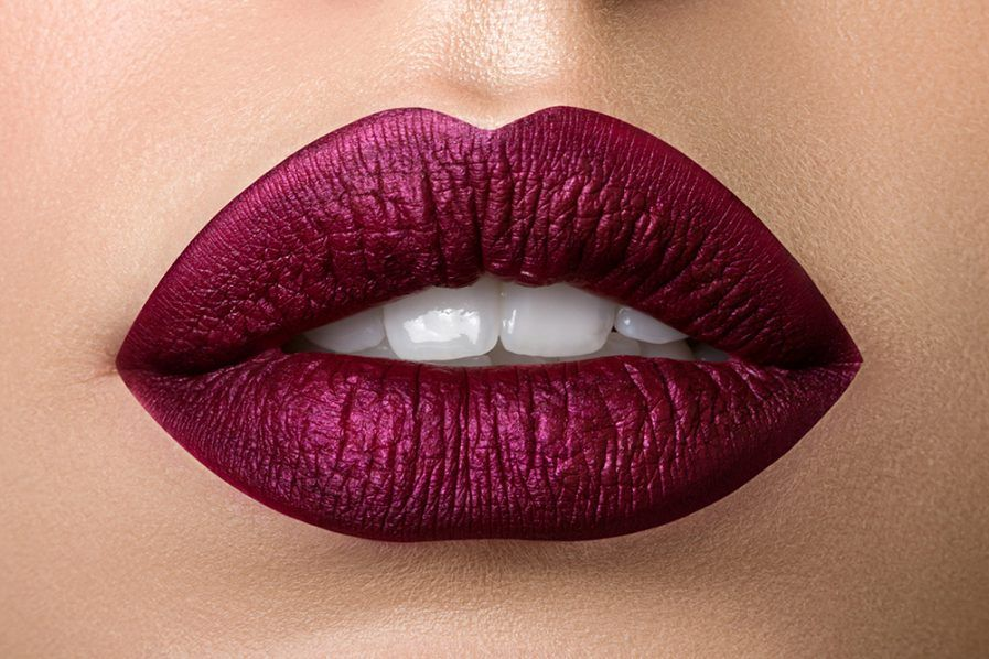 Henna Lips - Semi Permanent Lipstick & Lip Liner  GRAPE