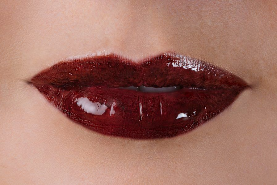 Henna Lips - Semi Permanent Lipstick & Lip Liner  PRUNI