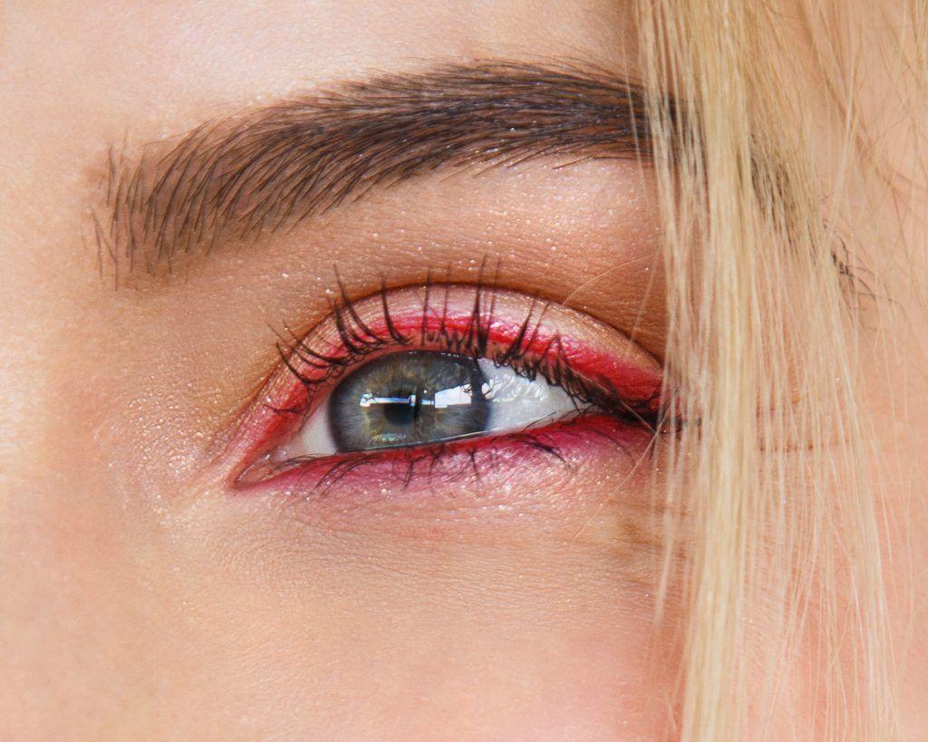 Henna Eyes Semi Permanent  Eye & Brow Liner RASPBERRY