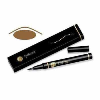 Henna Eyebrows Semi Permanent  Eyebrow Pen Dark Brown