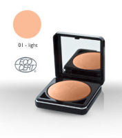 Baked Translucent Powder - Alva - Light