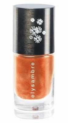 Elysambre Nail Polish Pearly Apricot