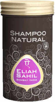 Shampoo Powder - Natural - Eliah Sahil 100g