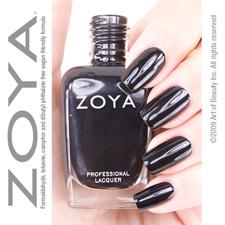 Zoya Nail Polish  RAVEN