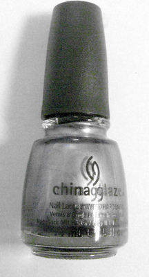 China Glaze Nail Polish - Avalanche