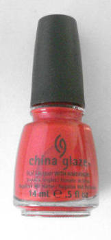 China Glaze Nail Polish - Hot Lava Love