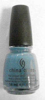 China Glaze Crackle  Nail Polish - Crushed Candy