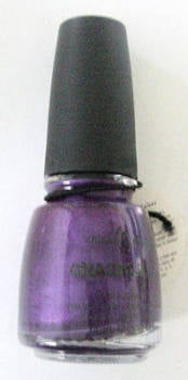 China Glaze Crackle  Nail Polish - Fault Line