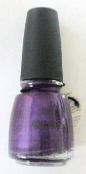 China Glaze Crackle  Nail Polish - Fault Line