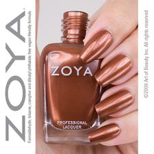 Zoya Nail Polish  - JINX - chemical & odour free