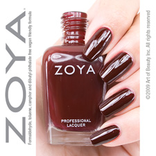 Zoya Nail Polish  - SAM - chemical & odour free
