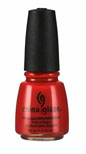 China Glaze Nail Polish - Aztec Orange