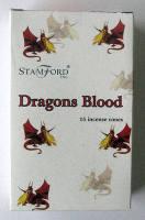 Stamford Incense Cones - Dragons Blood - (15 Cones)