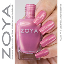 Zoya Nail Polish  - Meadow - chemical & odour free
