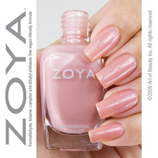 Zoya Nail Polish  - Sally  chemical & odour free
