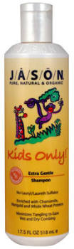 Jason Kids Only Organic Shampoo