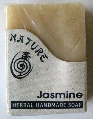 Jasmine Herbal Handmade Soap