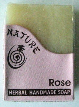 Rose Herbal Handmade Soap