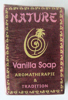 Vanilla Herbal Handmade Soap