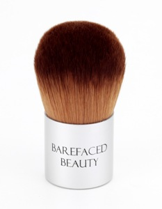 <!--007-->Kabuki Brush Deluxe - MINI - Barefaced Beauty