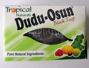 <!--0001-->Black Soap - Dudu Osun African