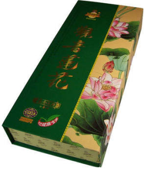 Floral Lotus - Jin Wan Lai Fine Incense Sticks