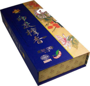 Indian Sandalwood - Jin Wan Lai Fine Incense Sticks