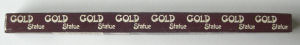 Spicy Padmini Incense Sticks  - Gold Statue (8 Sticks) Spicy