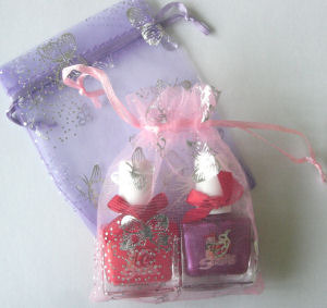 <!-- 021 -->Snails Gift Bag - 2 Snails Polish in a  Bag