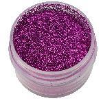 Cosmetic Glitter / henna tattoo - Fuschia Purple
