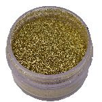 Cosmetic Glitter / henna tattoo - Yellow Gold