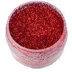 Cosmetic Glitter / henna tattoo - Crimson Red