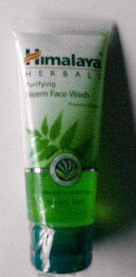 Purifying Neem Face Wash Gel - Himalaya Herbal 50ml