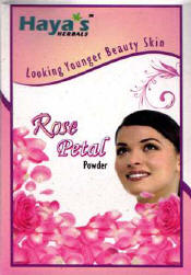 Rose Petal Powder Face Pack - Haya