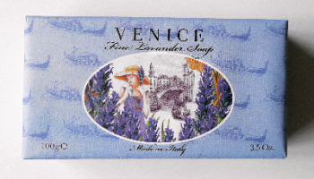 Lavender - Handmade Italian Soap VENICE