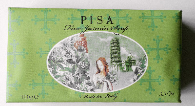 Jasmine - Handmade Italian Soap PISA