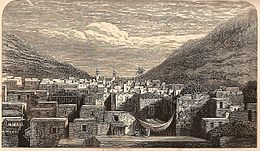 nablus in the 19th c