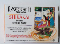 <!--0004-->Shikakai Herbal Soap with Almond Oil 75g