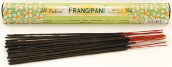 Frangipani Incense Sticks Tulasi  (20 sticks)