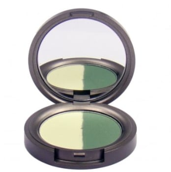 Duo  Eyeshadow - BWC - Everglade - Green