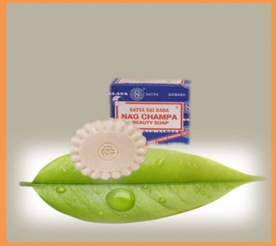 NagChampa Original Soap - 75g