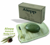 <!--010-->Aleppo Herbal Soap 10% Laurel Black Onion &amp; Clove125g (030)