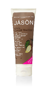 Jason Organic Cocoa Butter Hand & Body Lotion  227g