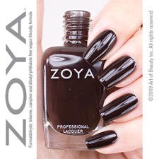 Zoya Nail Polish  - Angelina - chemical & odour free