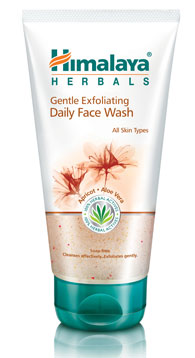 Face Wash Cream with Neem - Gentle Exfoliating Daily Use 150ml