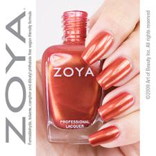 Zoya Nail Polish  - KAUFDA - chemical & odour free