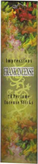 Frankincense Incense Sticks  20 Sticks