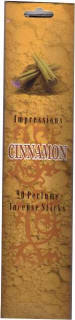 Cinnamon Incense Sticks  20 Sticks